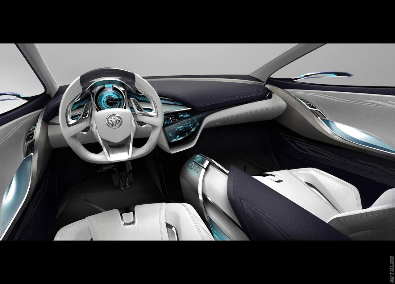 Muskulistoe Kupe 2016 Buick Avista Buick Envision Concept Cars