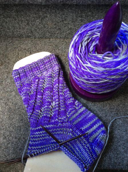 Pin von Inger Maris auf Socks | Pinterest | Strümpfe/Socken ...
