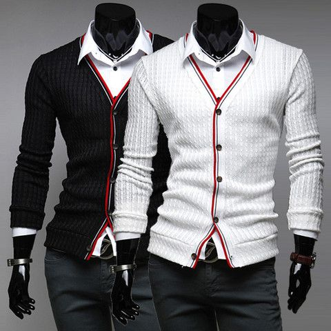 Men's Fashion Cardigan
