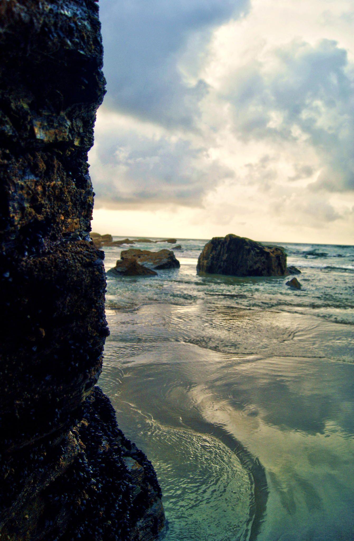 playa de las catedrales 500px