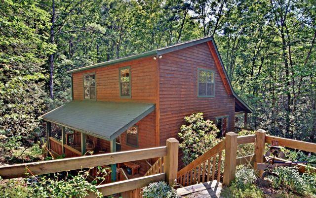 Charmant Tree Tops | Blue Ridge Cabin Rentals   Near Callaway Gardens