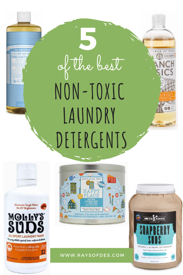 5 Of The Best Non Toxic Laundry Detergents With Images