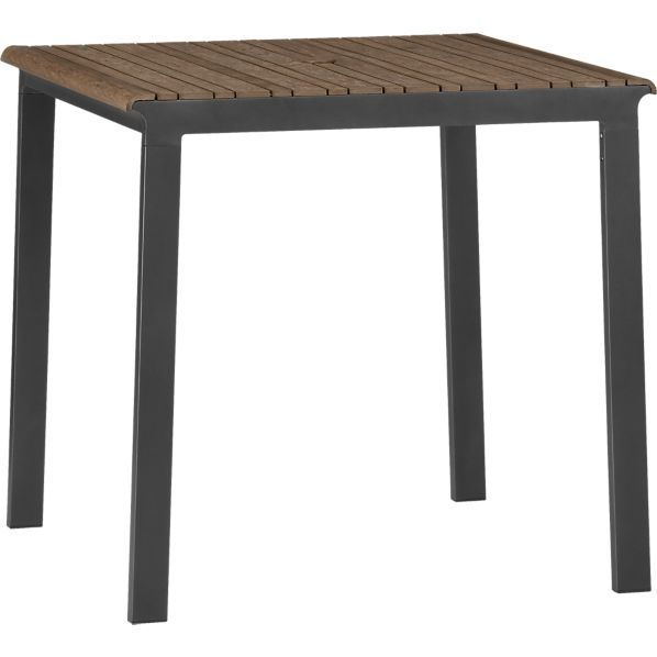 Rocha High Dining Table Outdoor tables Backyard and Tables : 9d5708a044698c1a8ba231fa6c65aa22 from www.pinterest.com size 598 x 598 jpeg 19kB