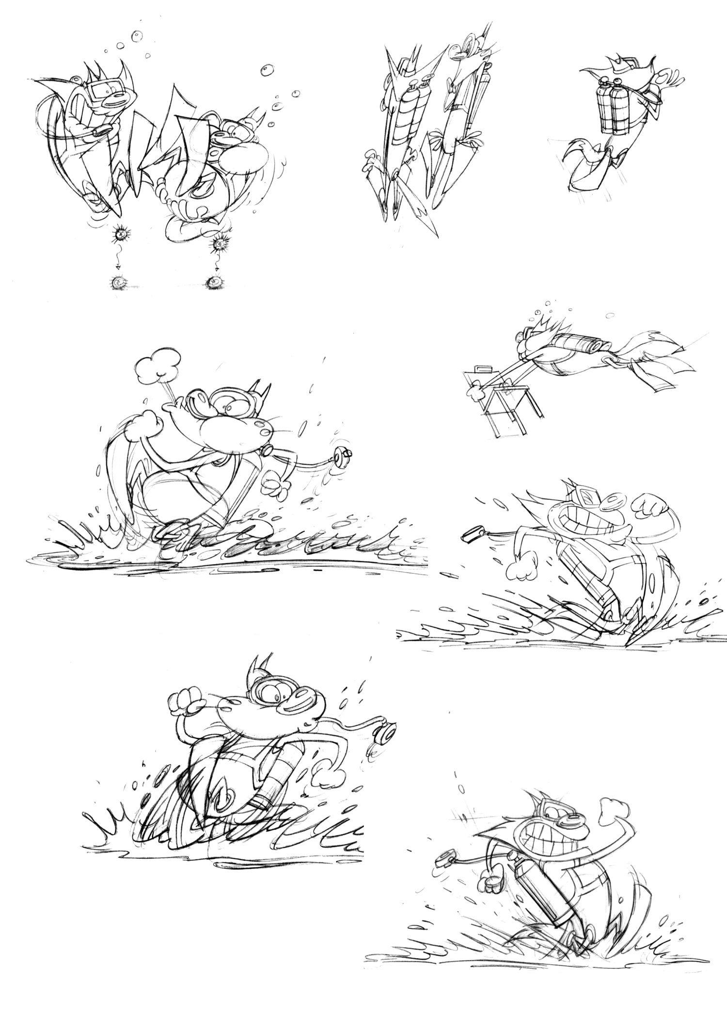 Fred Serra Animation Saigon