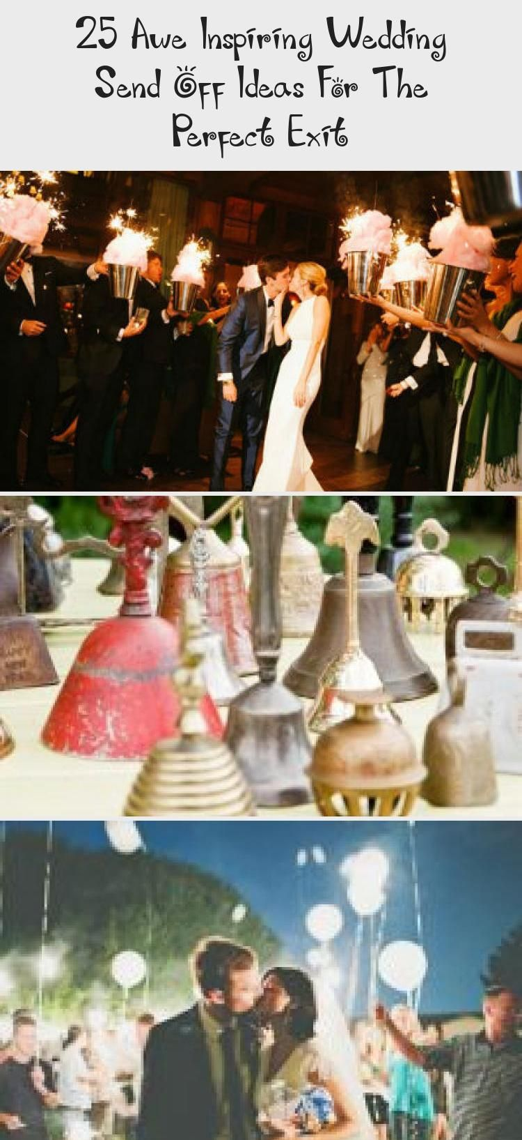 25 Awe Inspiring Wedding Send Off Ideas For The Perfect