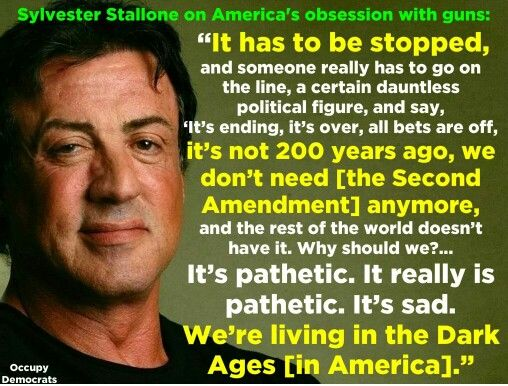 Wow! I'm Surprised , Pleasantly Surprised!  Kudos Stallone!