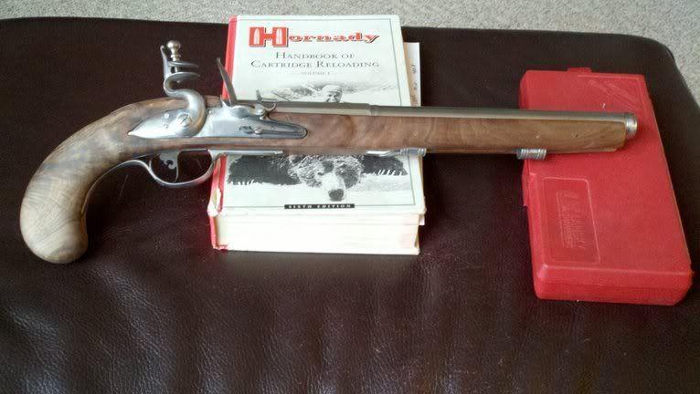 where to buy flintlock pistol kit? - Traditional ...