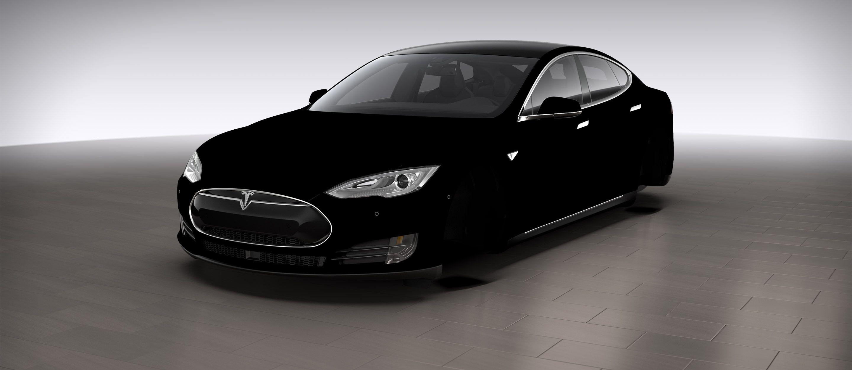 El coche de futuro, mejor en color gris