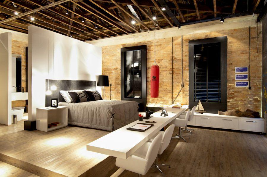 Hoje em casa entre as quatro paredes do loft s o paulo for Ap lofts