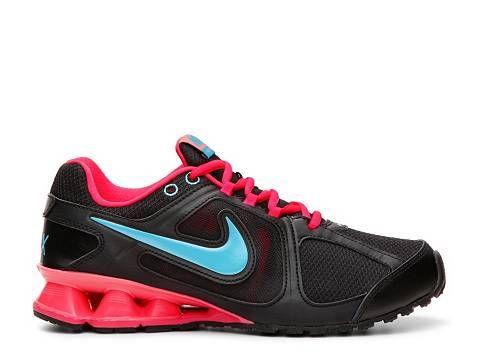 Nike Reax Run 8 Performance Running Shoe - Womens | DSW