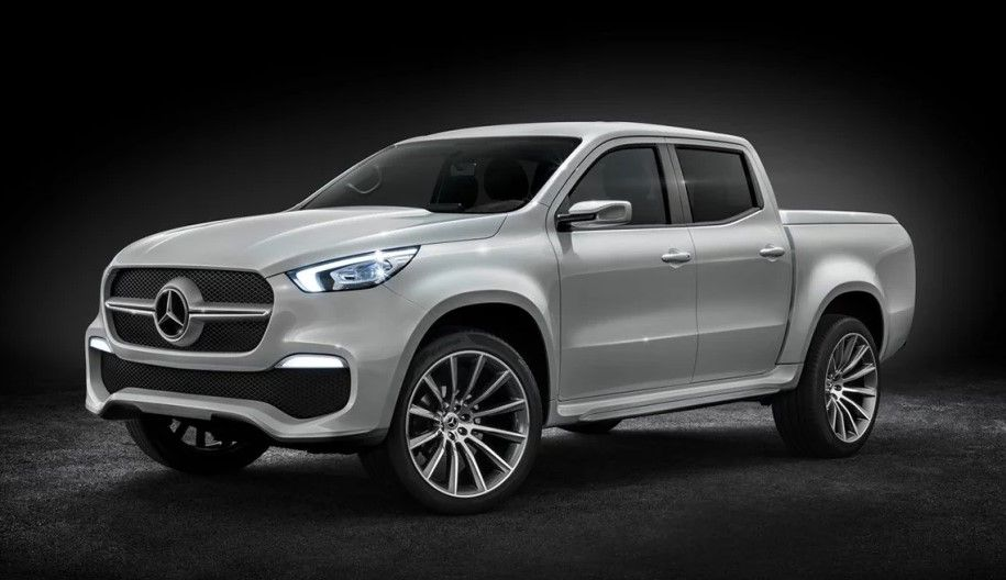 The Next Gen Mercedes X Class Amg Will Available In 2020 With