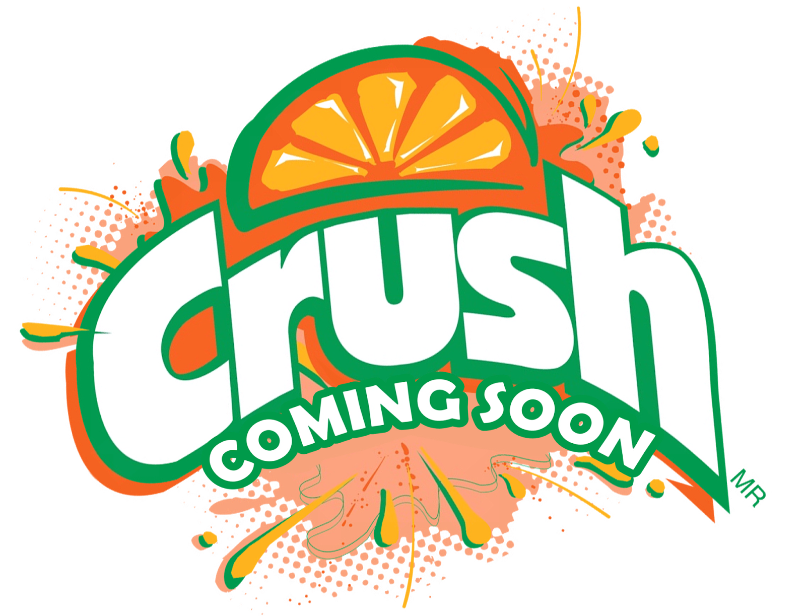 Orange Crush Coming Soon Logo | Logos-of-Interest ...
