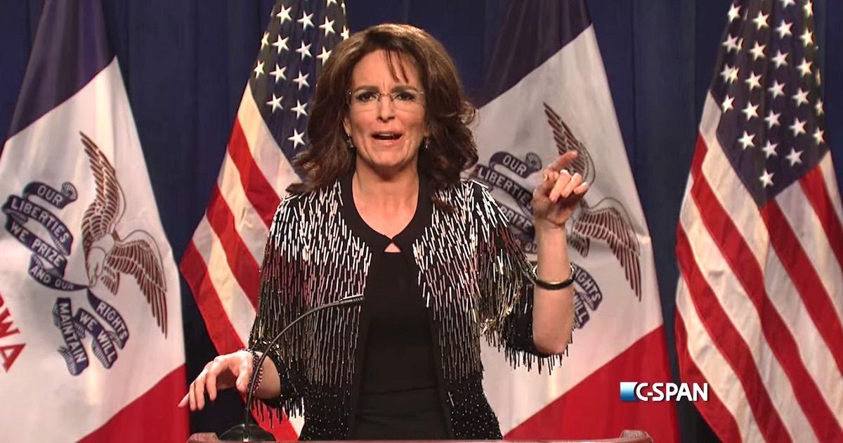 Tina Fey's Sarah Palin returning to 'SNL' is the best thing about regular Palin's return.