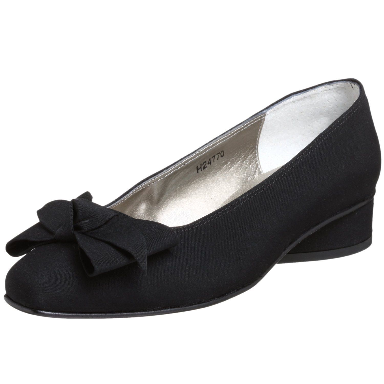 Dress Shoes for Women | black flat dress shoes from ros hommerson this  darling dip dress