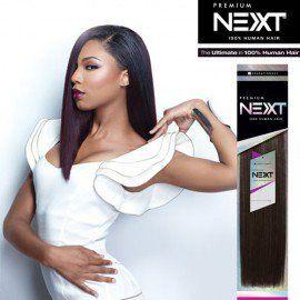 Sensationnel Human Hair Weave Premium Next Yaki