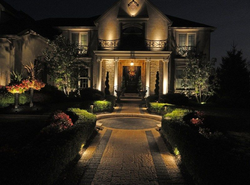 Ldf Outdoor Lighting Westerville Oh 43086 0424 Angies List Modern Landscape Lighting Landscape Lighting Design Modern Landscaping