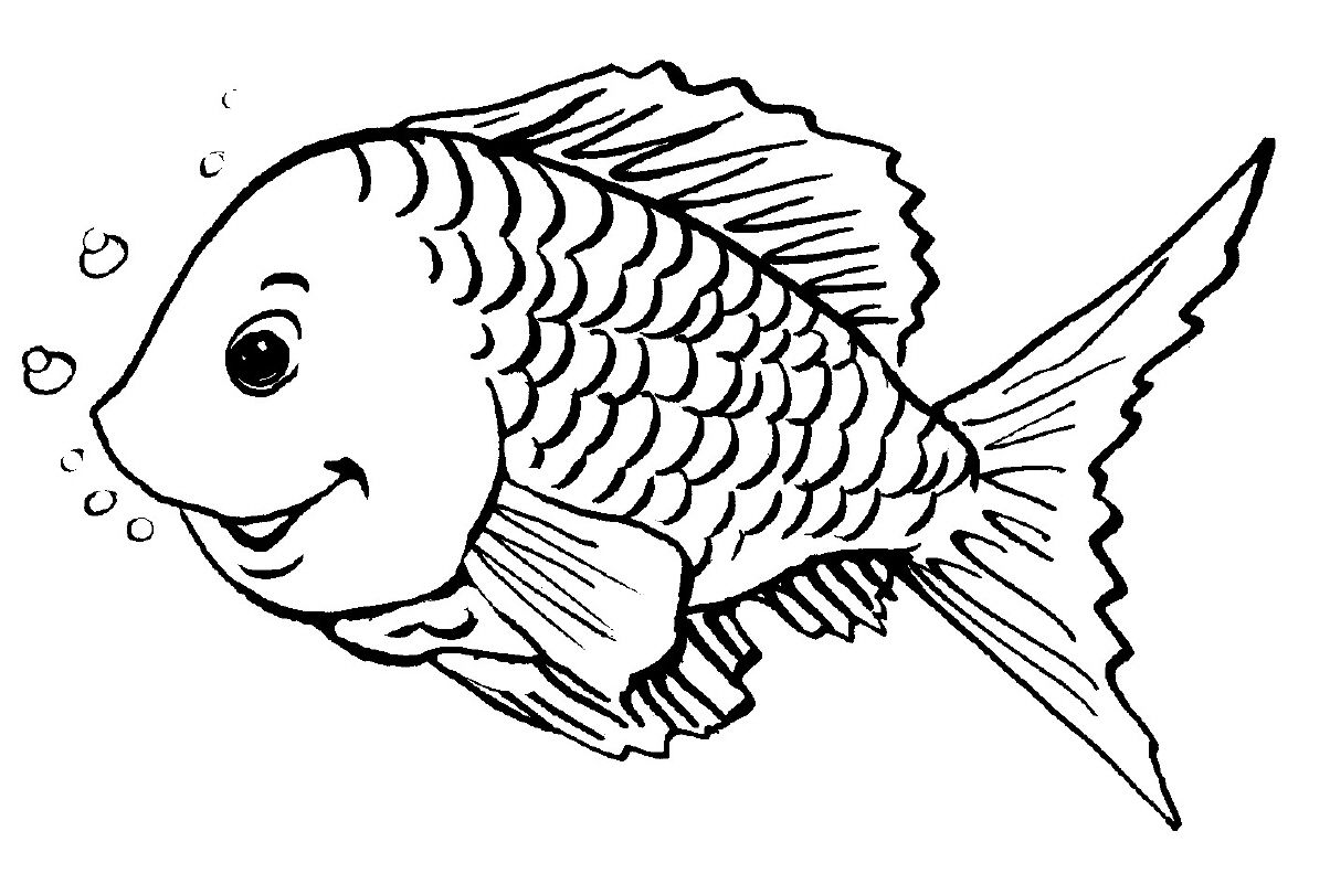 6 Beste Ausmalbilder Fische Gratis Kostenlose 1ausmalbilder Com Ausmalbilder Fische Malvorlagen Tiere Ausmalbilder