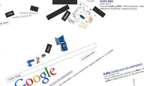 Google comme vous ne l'avez jamais vu.