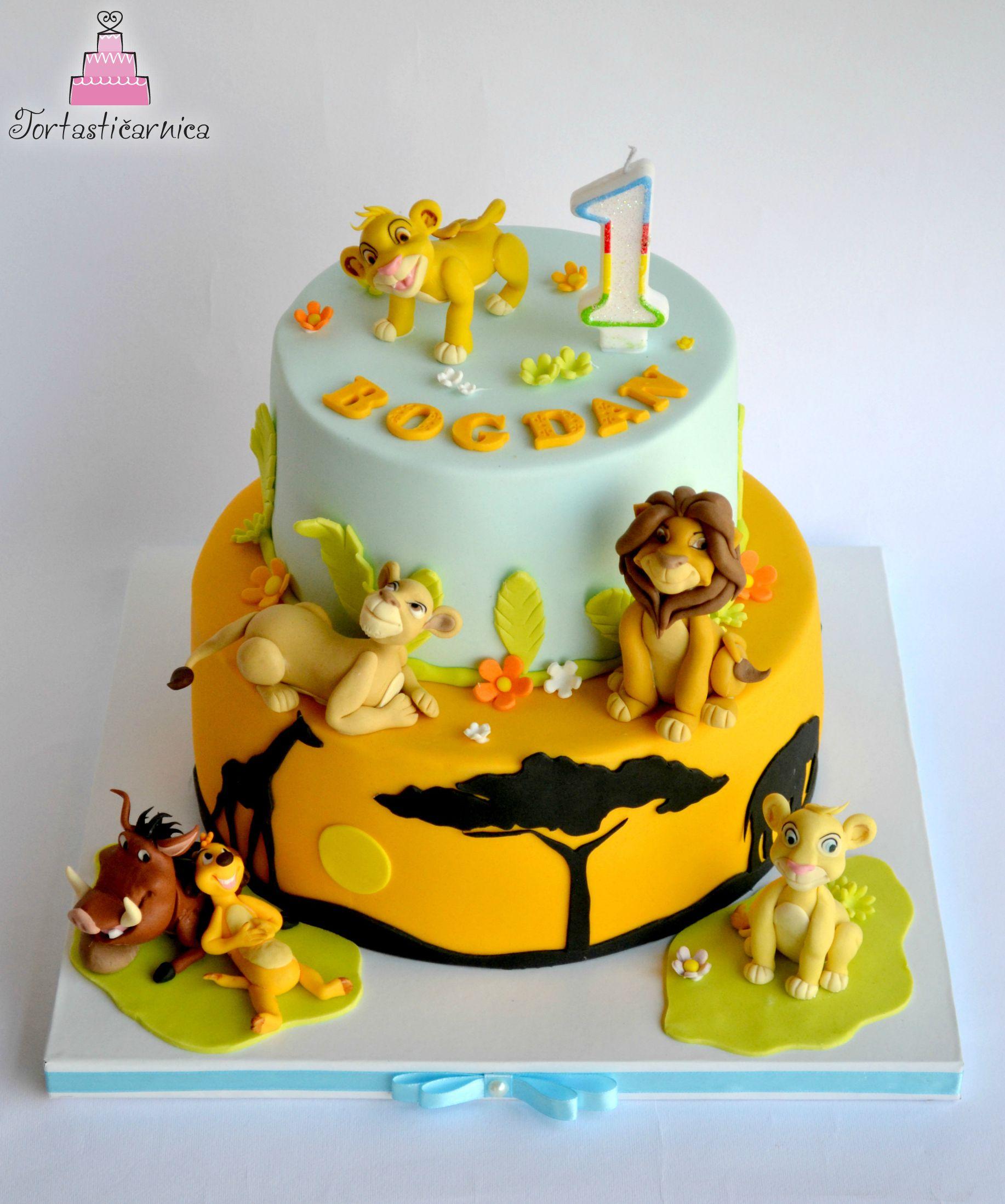 Awe Inspiring Lion King Cake Lion Birthday Cake Lion King Cakes Cool Funny Birthday Cards Online Bapapcheapnameinfo
