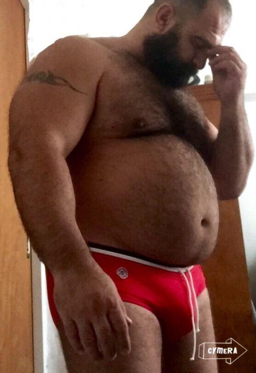 Asian bear gay husky