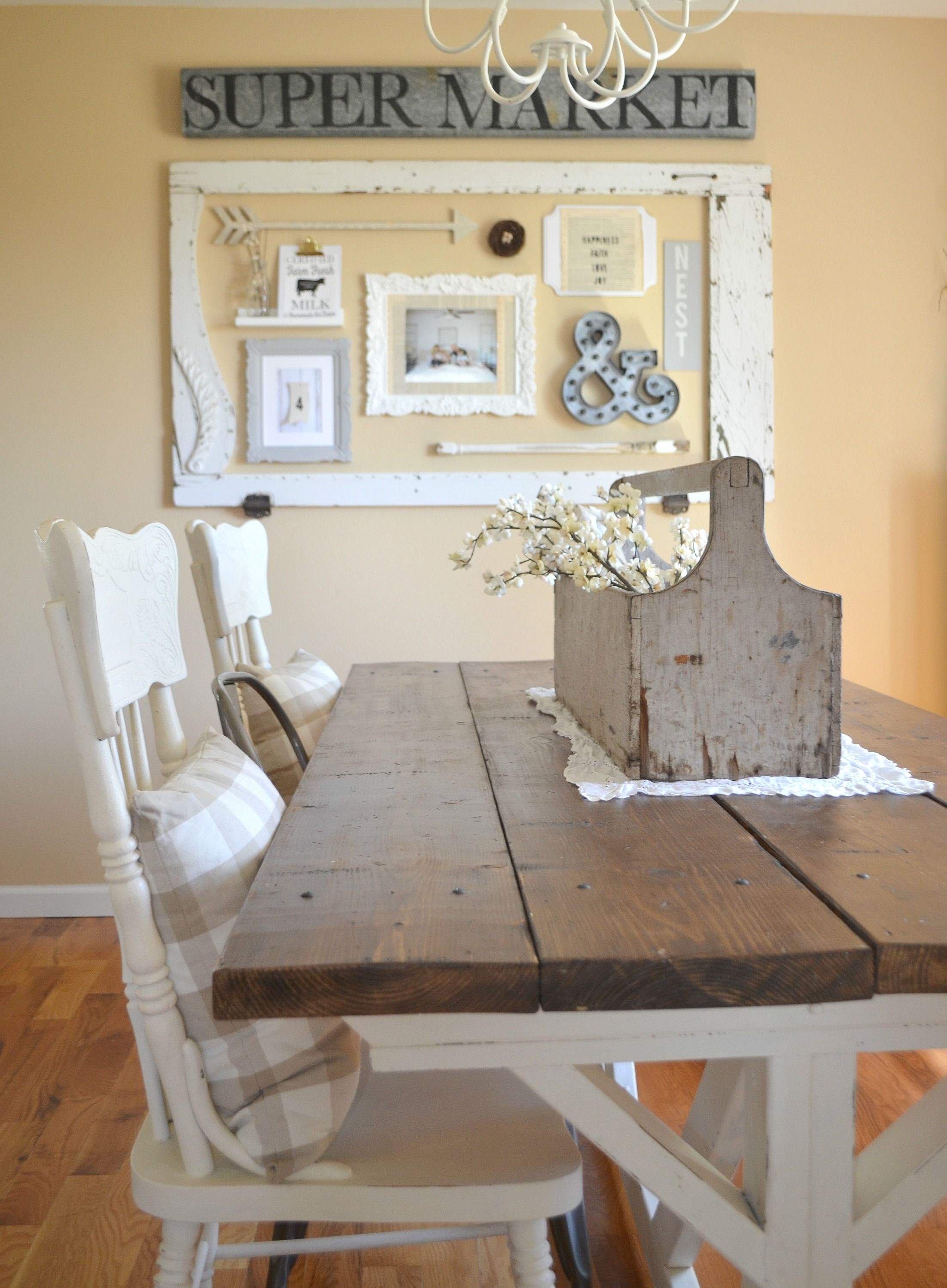 dining room gallery wall home decor pinterest dining room rh pinterest com dining room gallery wall gallery furniture dining room tables