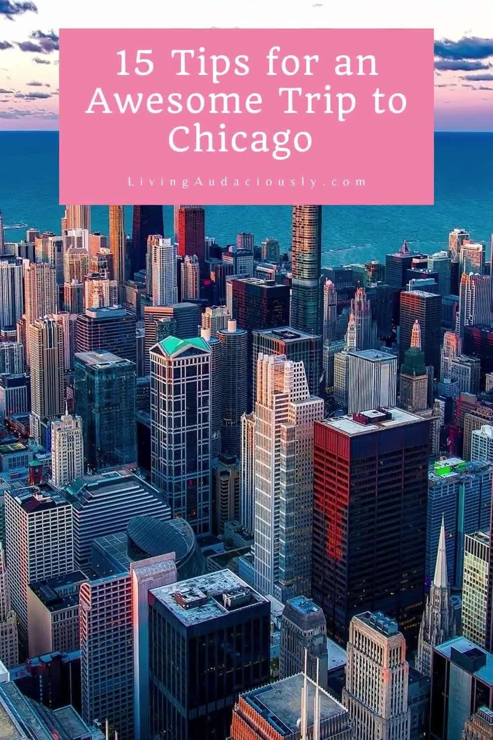 15 Places To Visit In Chicago Video In 2021 Chicago Travel Visit Chicago Chicago