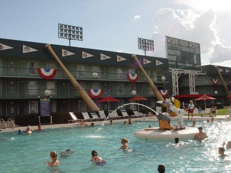 All Star Sports Resort Disney value resorts, Disney