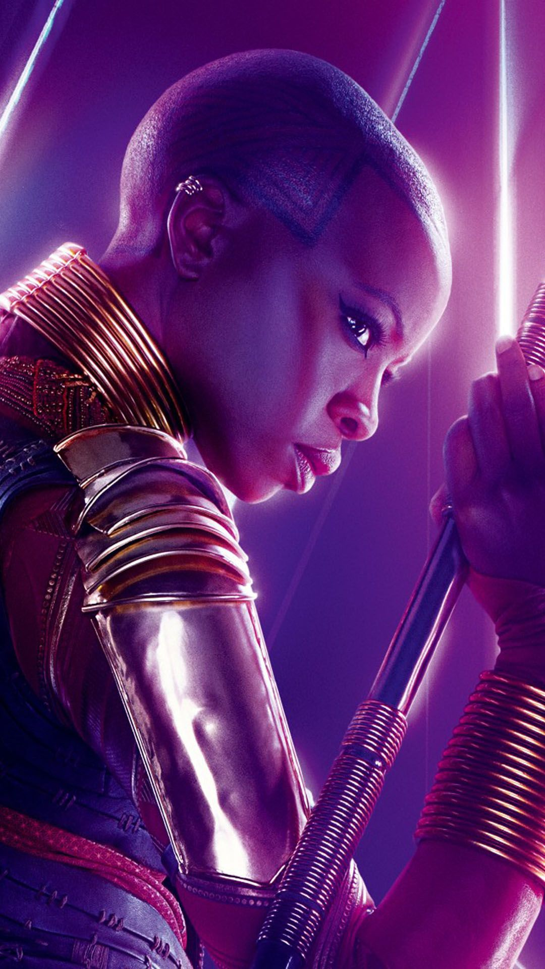Okoye In Avengers Infinity War Marvel Pinterest Avengers