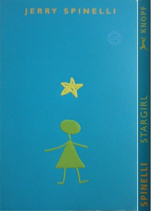 Stargirl, another amazing book by Jerry Spinelli.