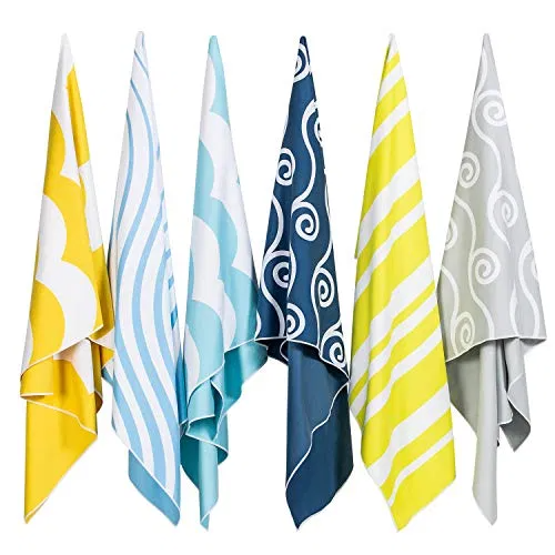 Easthills Outdoors Microfiber Beach Towels For Men Women Compact Quick Dry Sale At Outdoorfull Com Beach Towel Diy Beach Towel Beach Towel Storage