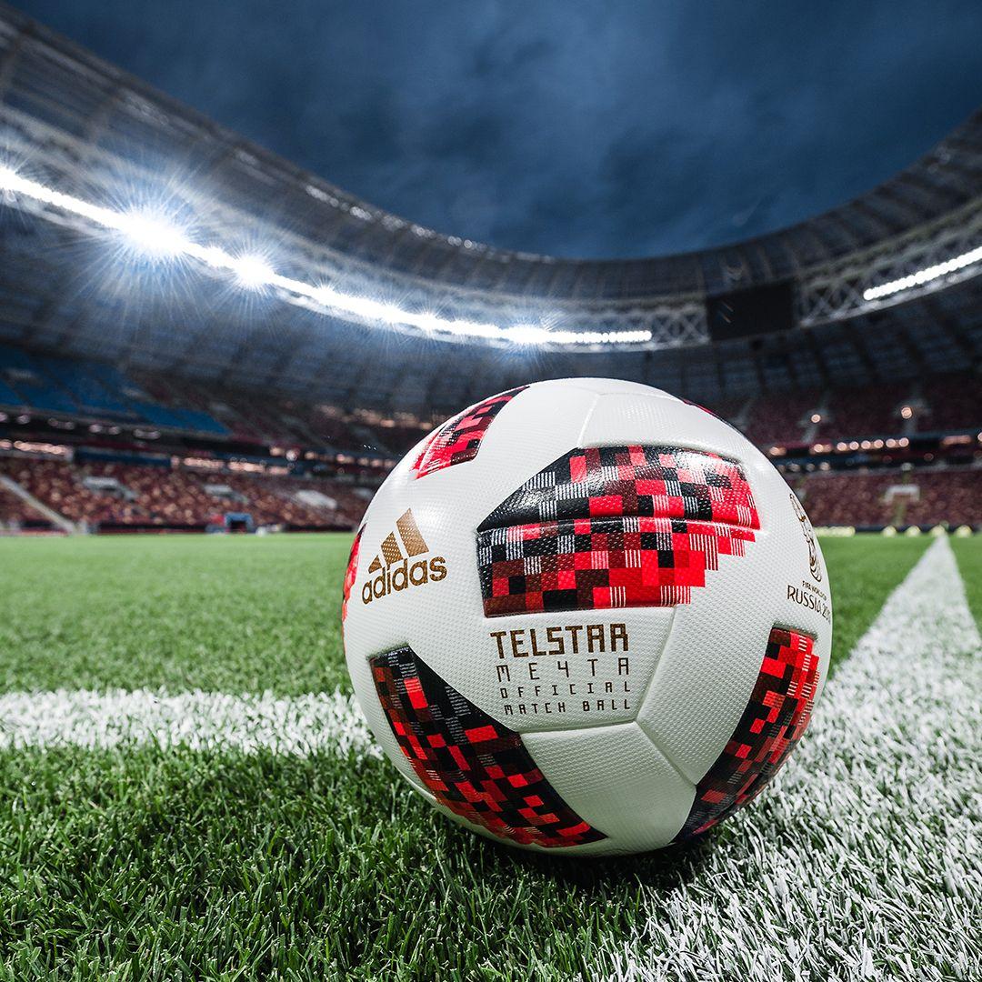 Adidas Telstar Mechta Discover More And Buy Now At Nzsoccershop Co Nz The Adidas Telstar Mechta Is The Official Match Ball F Soccer Football Cups Football Ball