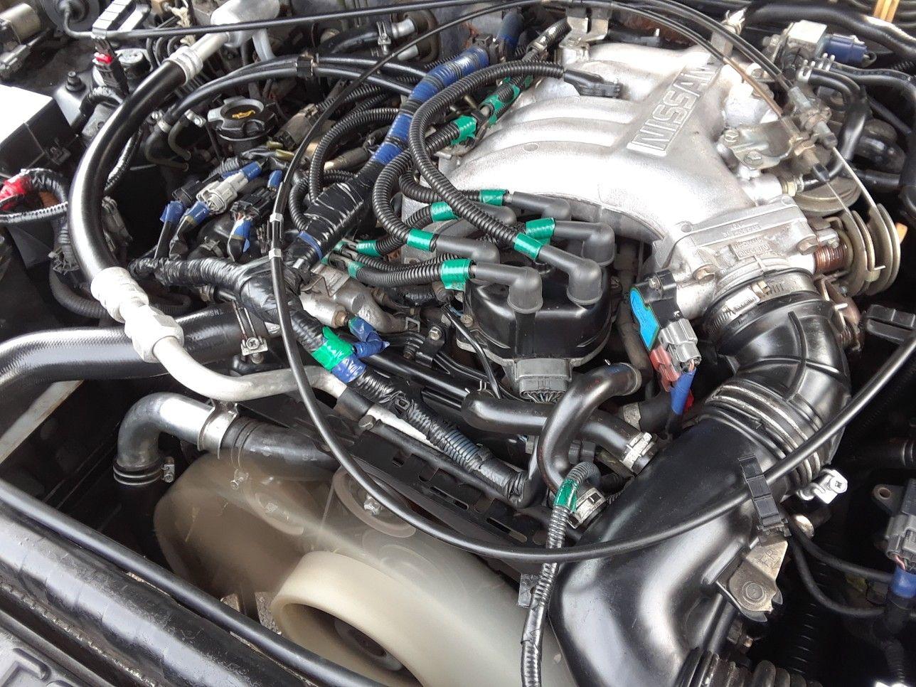Nissan 33 V6 Engine For Sale