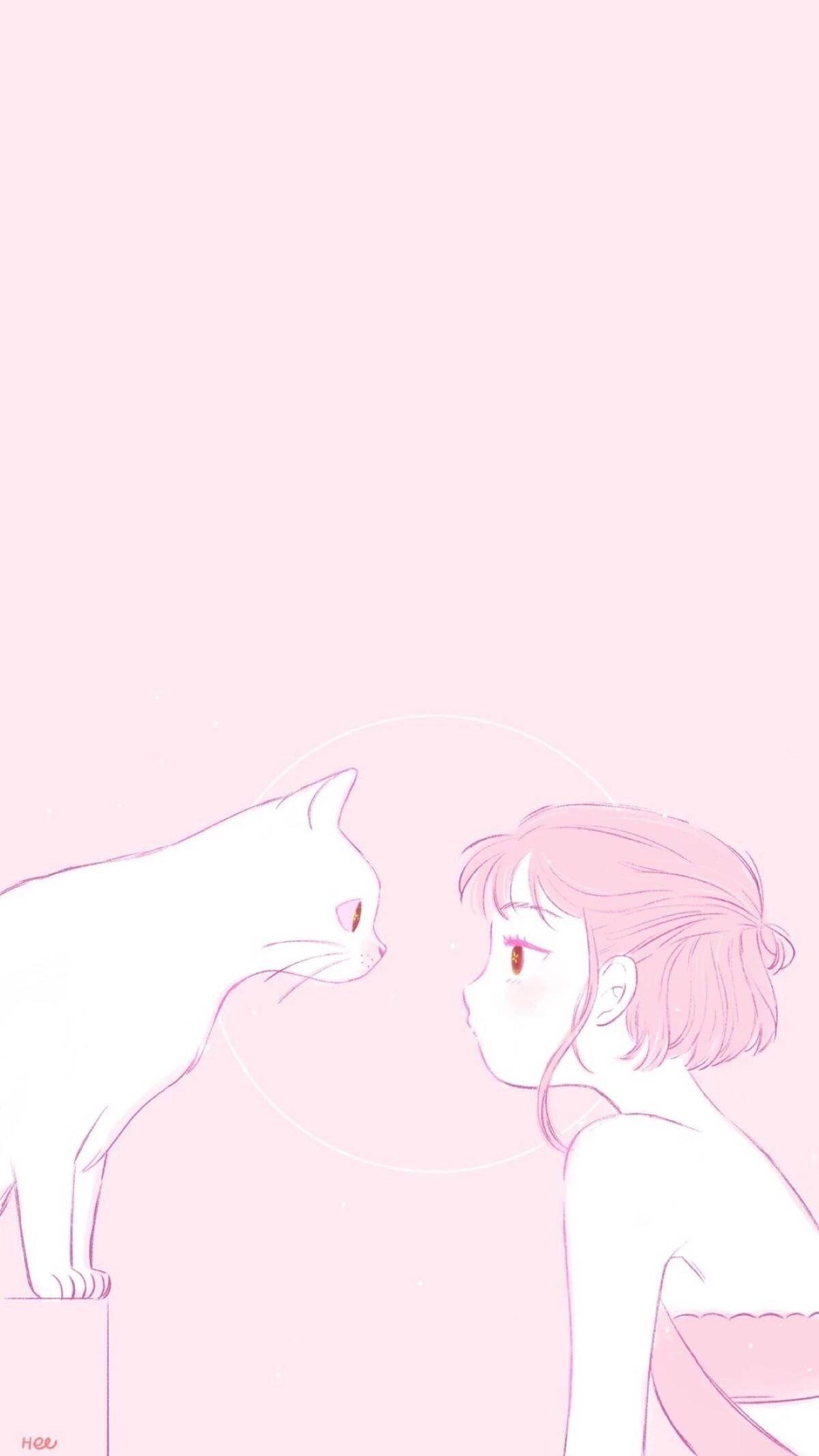 Pin By Ellen Su On 小仙女壁紙 Cute Anime Wallpaper Art