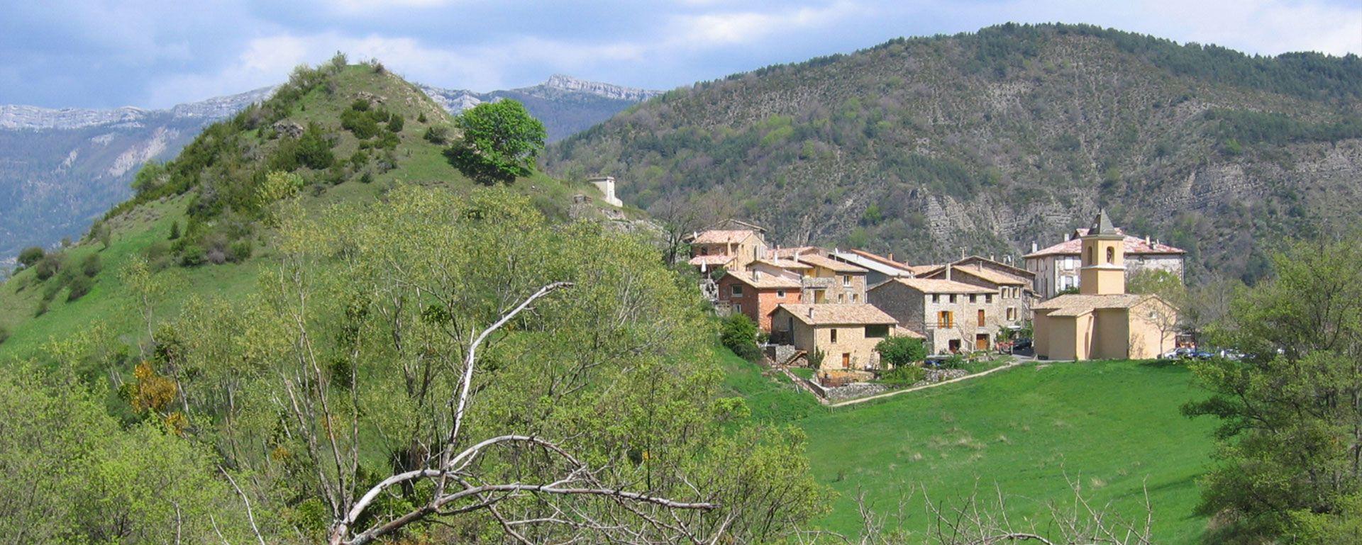Entrages Département des Alpes de Haute-Provence France
