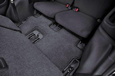 Mitsubishi outlander car mats