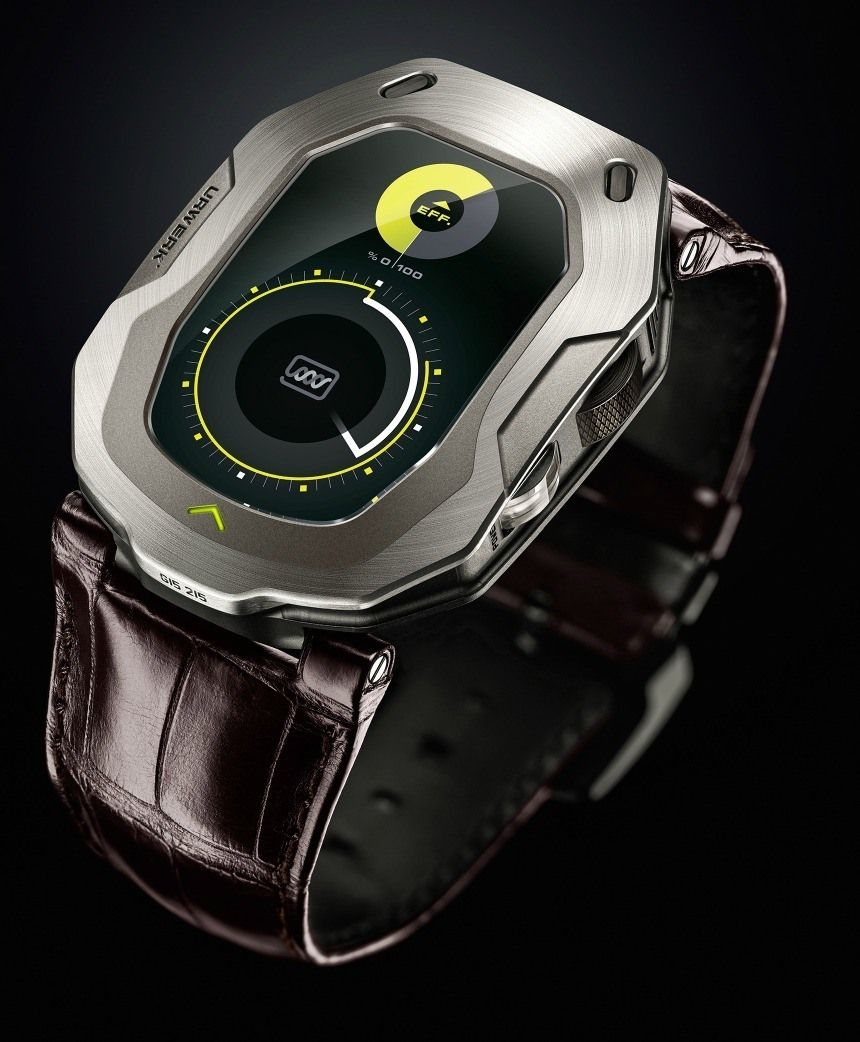 0fee3482cbf1 Urwerk UR-105 HIS 'Horological Intelligence System' Watch | Watches ...