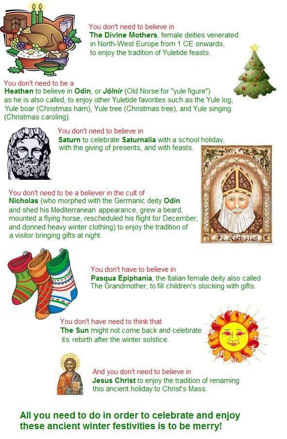 pagan memes - Google Search | Yule / Winter Solstice | Pinterest ...
