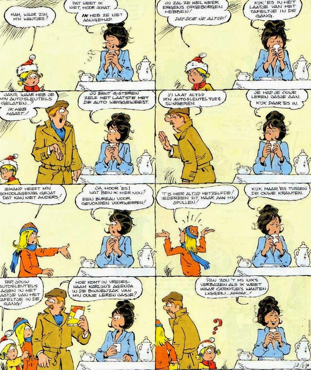 Jan Jans En De Kinderen Kinderen Stripverhalen Jeugdherinneringen