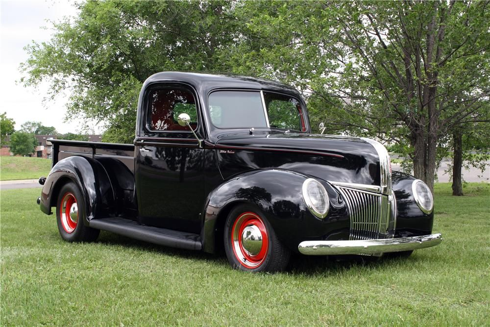 1941 FORD Lot 643 | Barrett-Jackson Auction Company | \'41 Ford ...
