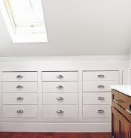 Read This Before You Finish Your Attic Attic Master Bedroom Built In Dresser Attic Bedrooms