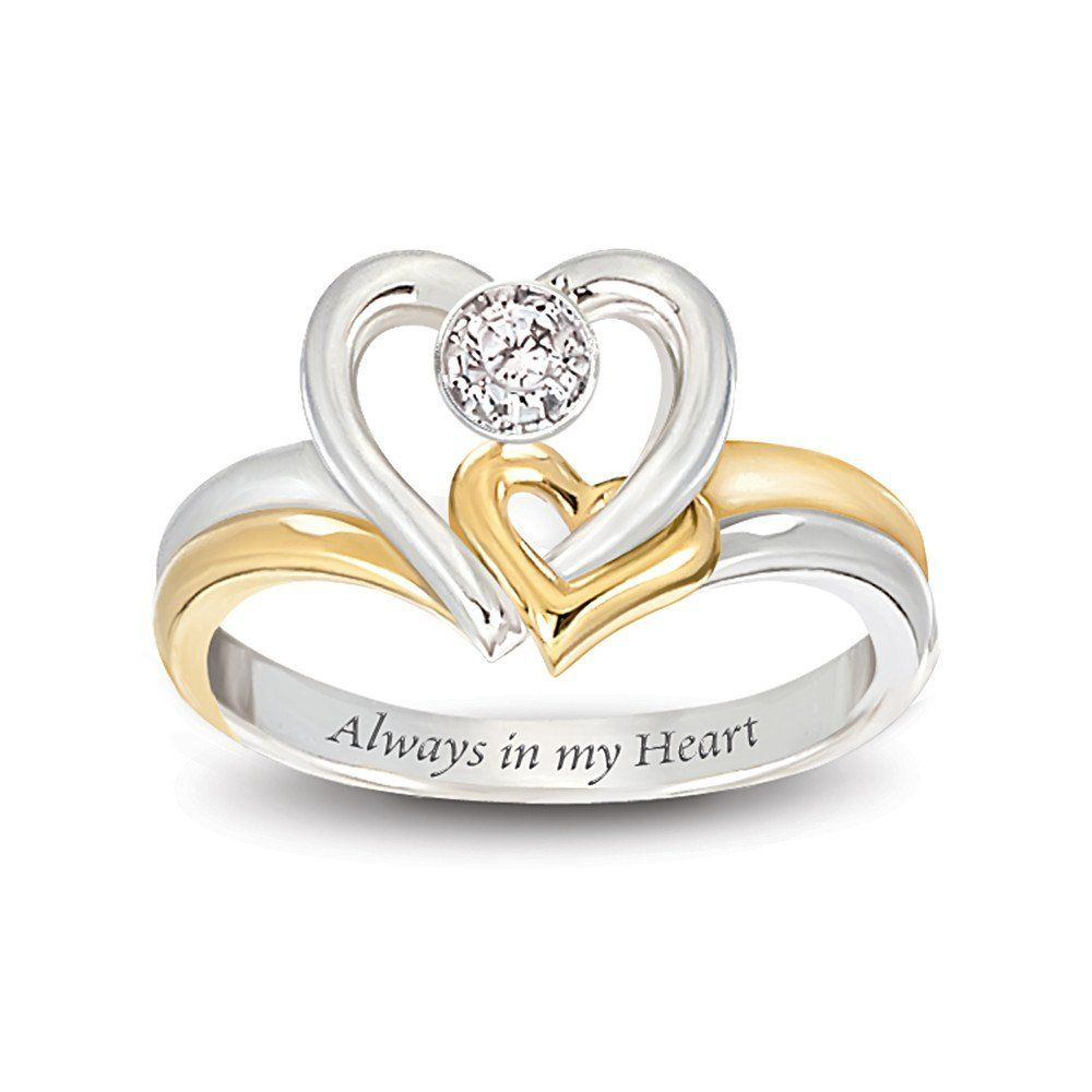 My Heart Ring See more stunning jewelry at StellarPiecescom