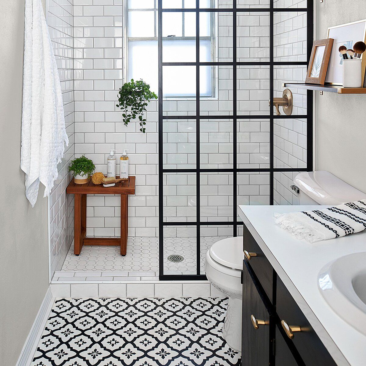 You Won T Believe How Little This Bath Remodel Cost In 2020 Bathroom Interior Design Small Bathroom Makeover Diy Bathroom Remodel
