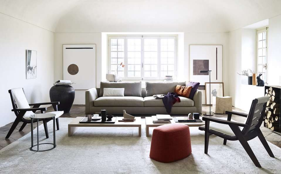 Sweet Home | B&B Italia | Interior - Living room | Pinterest ...