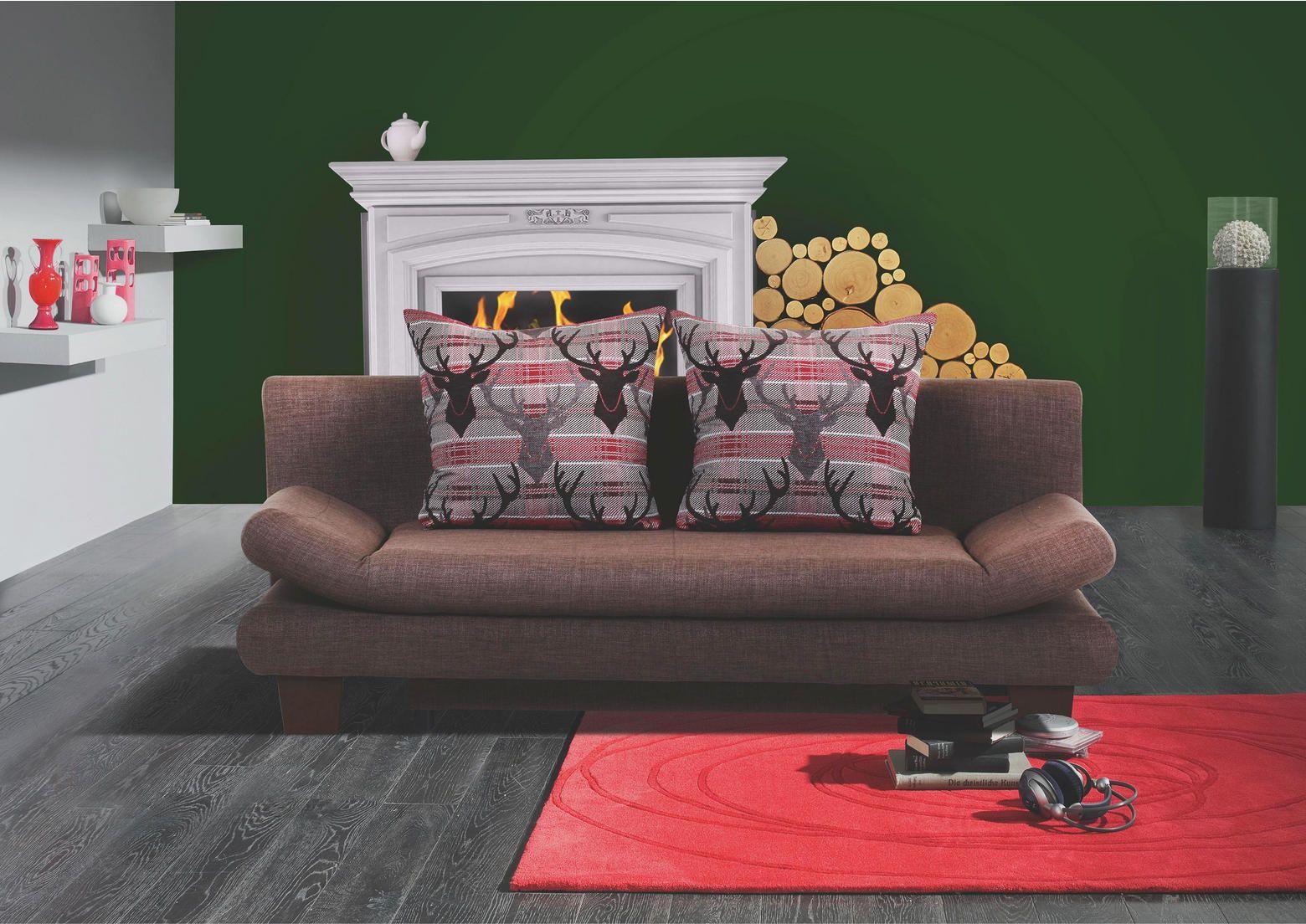 Schlafsofa Braun | Schlafsofa, Sofa, Schlafen