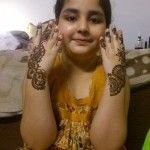 Mehndi Designs Collection for Kids  (Hands)