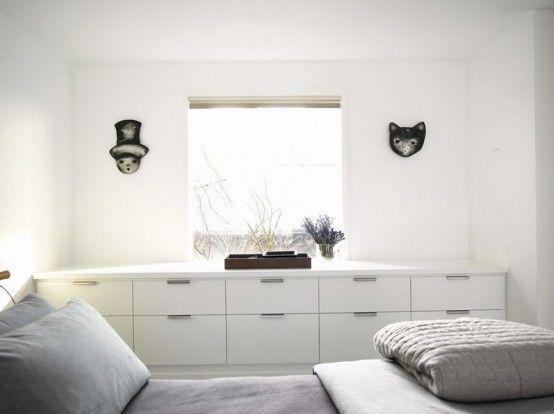 Kleine Slaapkamer Kledingkast : Inspiratieboost slimme kledingkasten voor een kleine slaapkamer