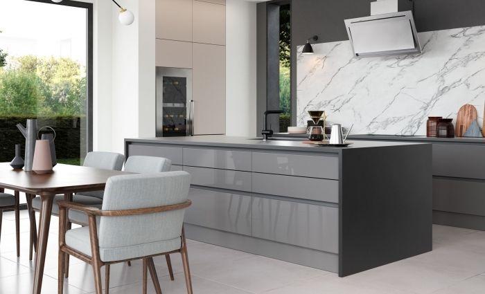 ▷ 94 design de cuisine blanche et grise   Cuisine   Home ...