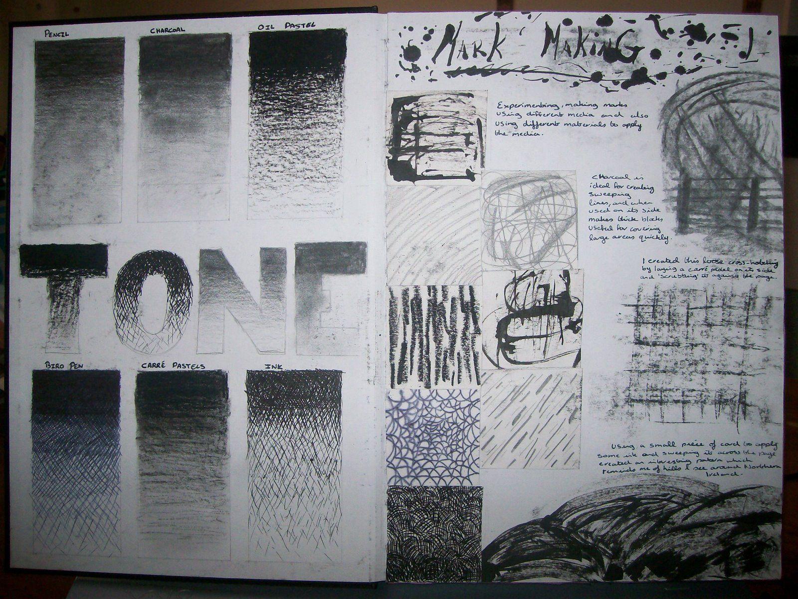 Lyzanne Markmaking Techniques