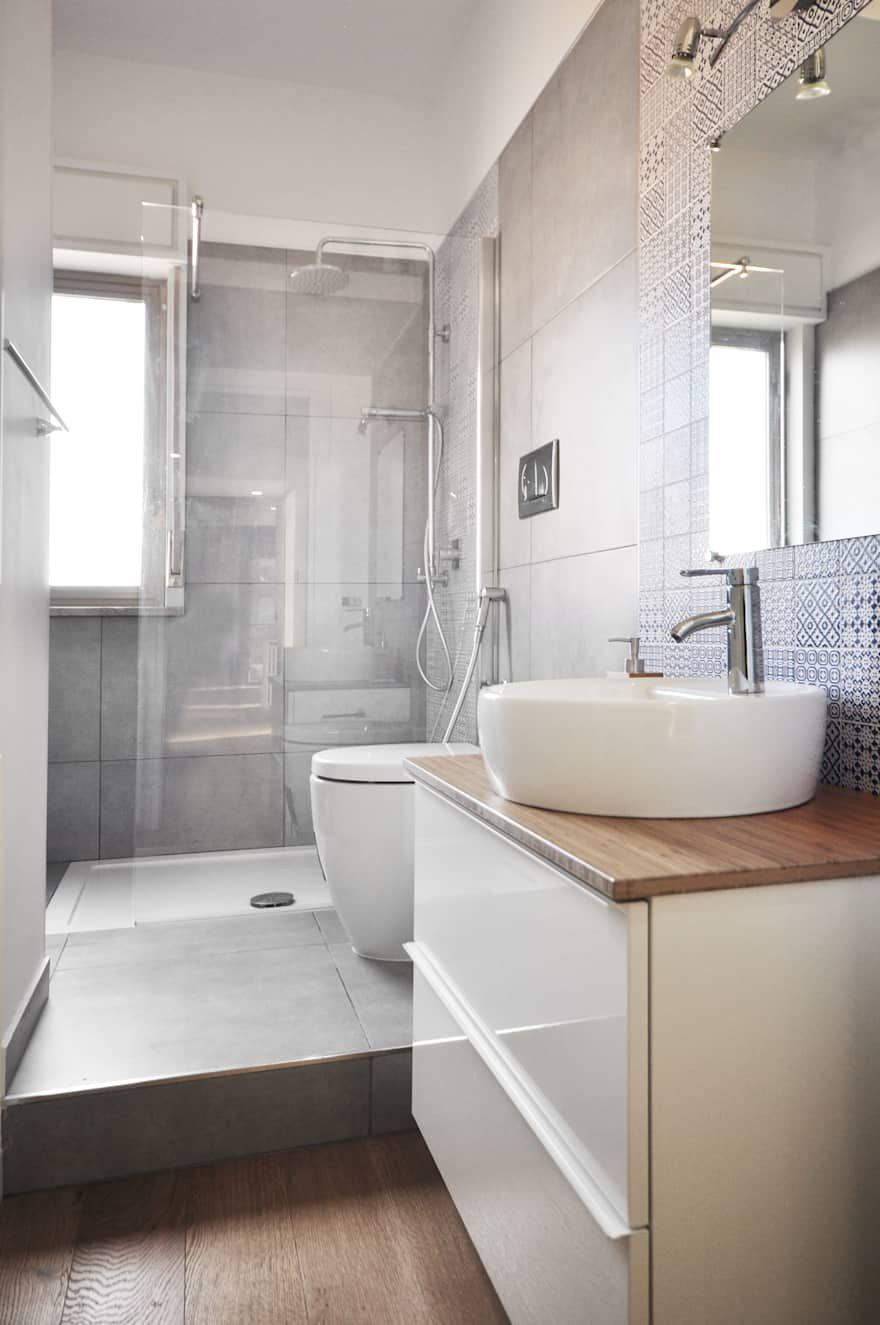 Photo of How to furnish a narrow and long bathroom? (Step by step)