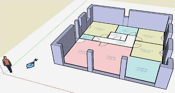 4 logiciels plan maison gratuits faciles à utiliser - Logiciel Pour Dessiner Plan Maison Gratuit